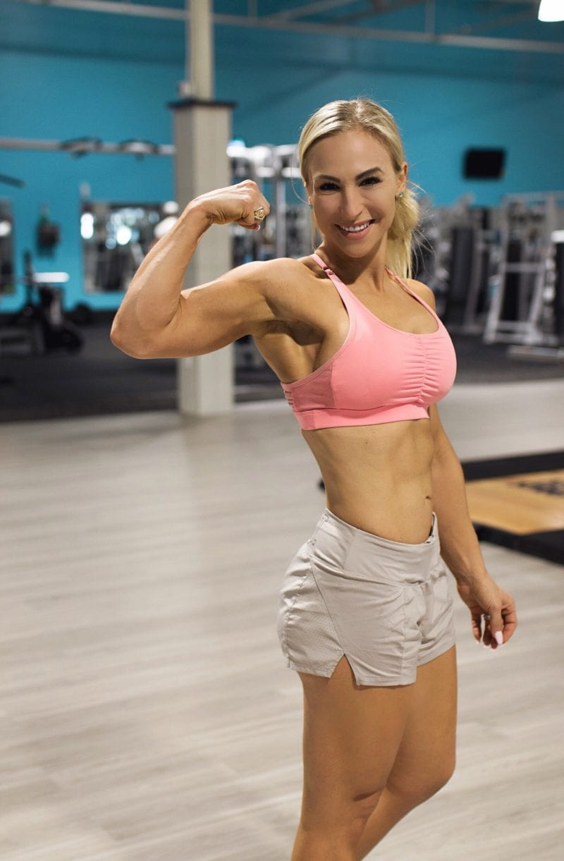 Fitness – Randa Carrabba