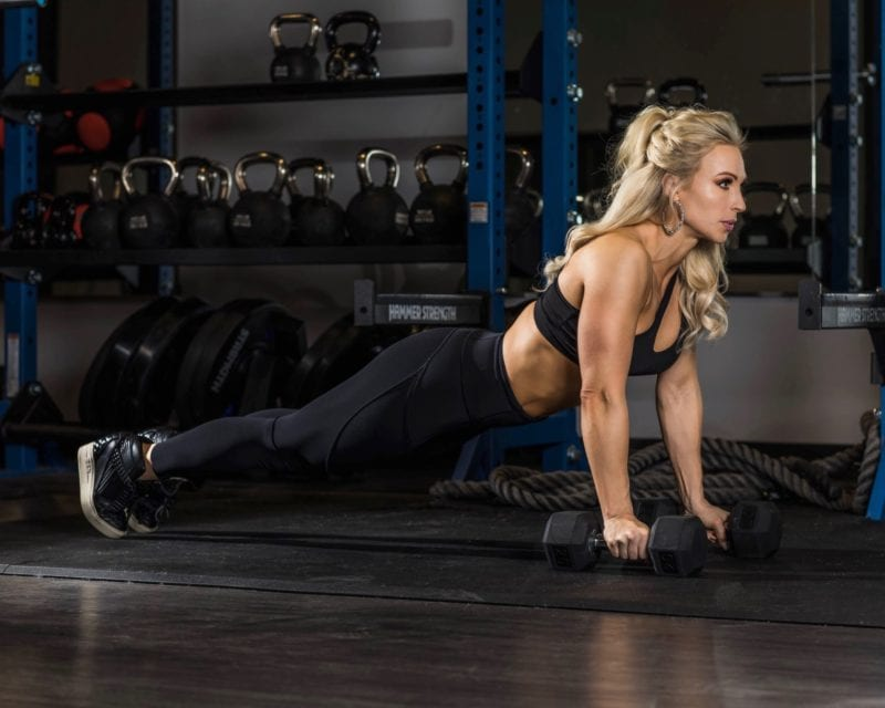 The PowHer fit Fitness App Launch Date! - Randa Carrabba